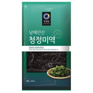 「清浄園」清浄干しわかめ100g■韓国食品■ 0313