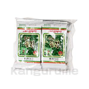 サンブジャホンへミニ海苔「10個入」■韓国食品■ 0331