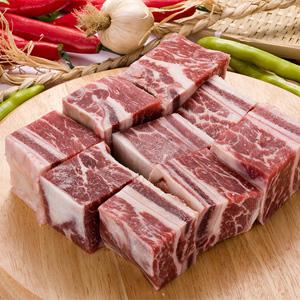 ▲冷凍▼チム用骨付カルビカット1kg■韓国食品■ 0486