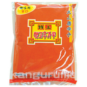 「大山」天日干し唐辛子甘口「調味用」1kg■韓国食品■ 0514