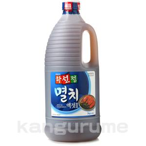 「ハソンジョン」いわし鰯エキス2.5kg■韓国食品■ 0521