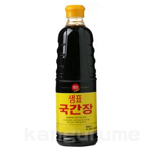 センピョスープ用醤油930ml■韓国食品■ 0560