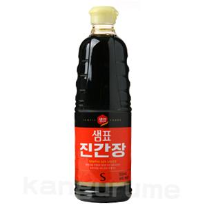 センピョジン醤油930ml■韓国食品■ 0561