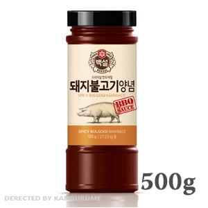 豚プルコギ用タレ 500g■韓国食品■0563