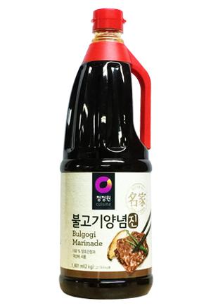 牛プルコギ用タレ 2kg■韓国食品■ 0574