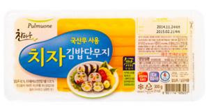 海苔巻き用たくあん300g■韓国食品■ 0614