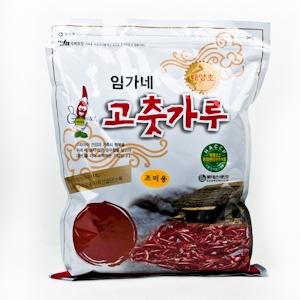 「イムガネ」唐辛子中辛「調味用」1kg■韓国食品■ 0686