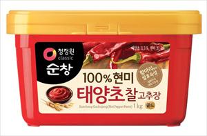 「スンチャン」コチュジャン1kg×12個【1BOX】■韓国食品■日テレ ZIP  0703-1