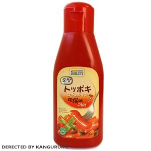 「スンチャン」トッポギコチュジャン215g■韓国食品■日テレ ZIP  0715