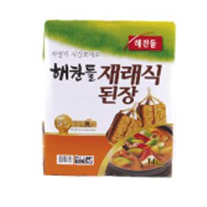 「ヘチャンドル」在来式味噌14kg■韓国食品■ 0720