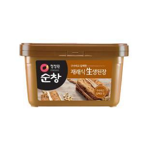 「スンチャン」味噌2.8kg■韓国食品■ 0730-1