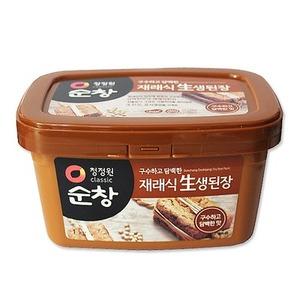 「スンチャン」味噌1kg×12個【1BOX】■韓国食品■ 0730-1