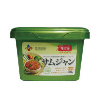 「ヘチャンドル」四季サムジャン「サンチュ味噌」500g■韓国食品■SmaStation テレ朝 0734