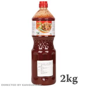 ヤンニョム チキンソース(甘口) 2kg■韓国食品■0762