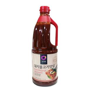 豚プルコギ用タレ 2kg■韓国食品■ 0788