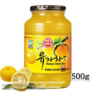 「サンファ」はちみつ柚子茶500g■韓国食品■ 0802