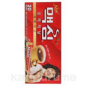 マキシムコーヒーミックス「オリジナル」20本■韓国食品■ 0818