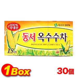 「ドンソ」コーン茶「10gX15ティーバッグ」×30個【1BOX】■韓国食品■0843-1
