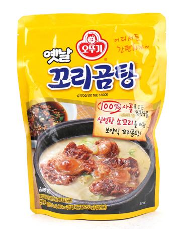 「オットギ」テールコムタンスープ■韓国食品■ 1017