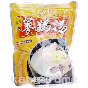 マニカ参鶏湯「サムゲタン」800g■韓国食品■ 1034