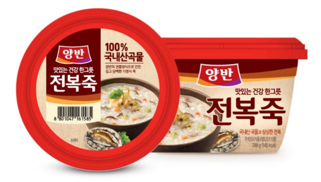 アワビお粥285g■韓国食品■1415