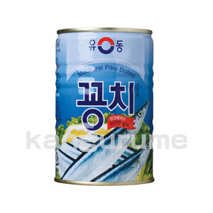 さんま缶詰■韓国食品■1422