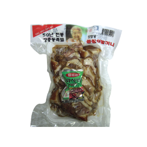 ◆冷蔵◆「チャンチュンドン」スライス豚足800g■韓国食品■ 1506
