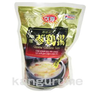 ▲冷凍▼「ハリム」冷凍参鶏湯「サムゲタン」800g×16個【BOX】■韓国食品■ 1523-1