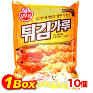 天ぷらの粉1kg×10個【1BOX】■韓国食品■ 1604-1