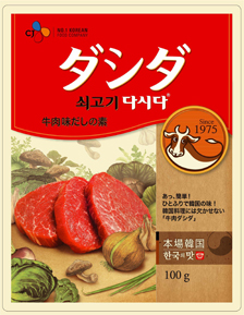 牛肉ダシダ100g■韓国食品■ 1635