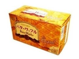バターワッフル【5個SET】■韓国食品■1845-1
