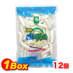 コマトッポギ600g×12個【1BOX】■韓国食品■ 1903-1