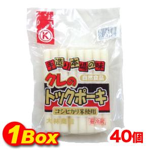 「クレノ」トッポギ500g×40個【1BOX】■韓国食品■ 1904-1