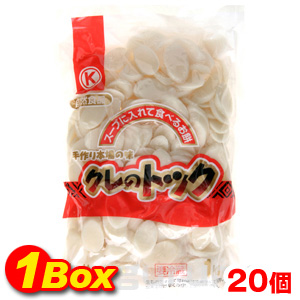 「クレノ」トック1kg×20個【1BOX】■韓国食品■ 1908-1