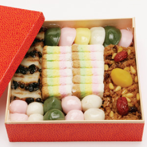 ◆冷蔵◆【取り寄せ】「餅」ギフト用トックセット中■韓国食品■ 1925
