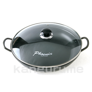 コーティングすき焼鍋「小」24cm■韓国食品■ 2013