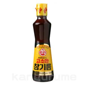 オットギ純正ごま油 110ml■韓国食品■ 2107
