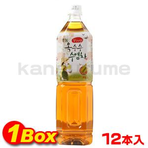 「カンドン」とうもろこしひげ茶1.5L×12個【1BOX】■韓国食品■2348-1