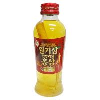 元気参(紅参ドリンク) 120ml■韓国食品■2374-1