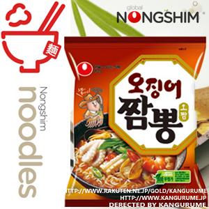 イカチャンポン■韓国食品■ 2402