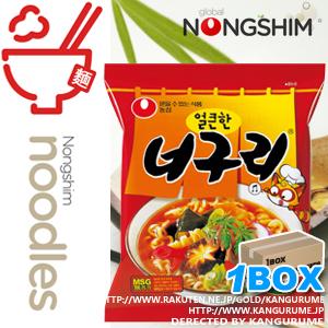ノグリラーメン【1BOX】40個入り■韓国食品■ 2410-1