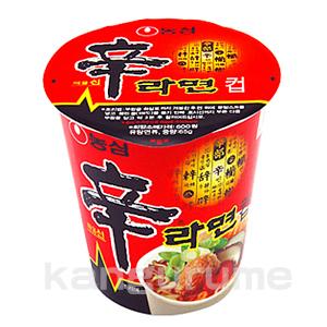辛カップ麺「小」■韓国食品■ 2424