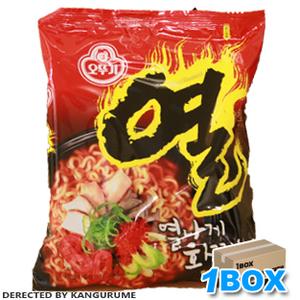 熱ラーメン【1BOX】40個入り■韓国食品■ 2436-1