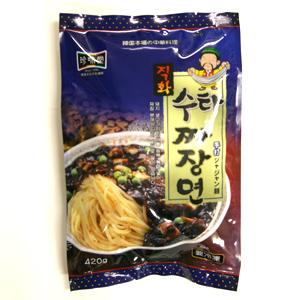 【冷凍】手打ジャージャー麺■韓国食品■2460