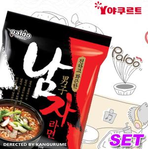 「Paldo」男子ラーメン115g【5個SET】■韓国食品■2464-s