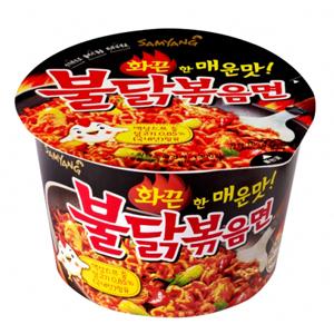 激辛ブルダック炒め麺(カップ)■韓国食品■2471