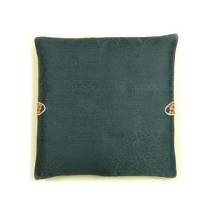座布団カバーのみ「緑色」■韓国食品■2562
