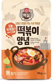 「ベクソル」トッポギソース 150g■韓国食品■0743