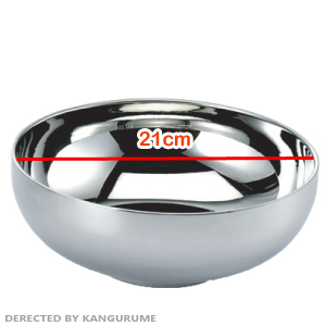 真空冷麺器21cm■韓国食器■3321