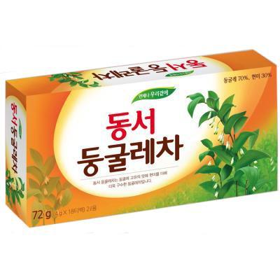 「ドンソ」ドングレ茶「4g×18ティーバッグ」■韓国食品■ 0840